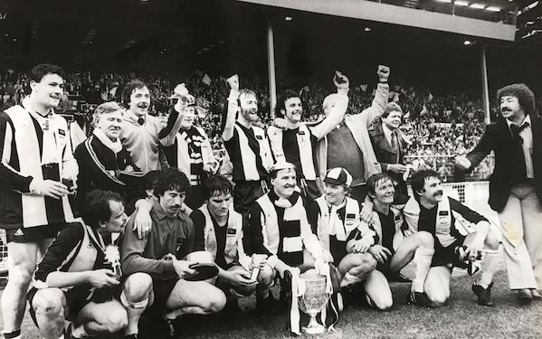 FA Vase Winners 1981